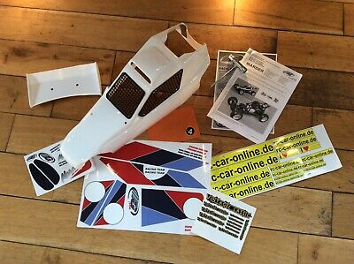 £180 • Buy Fg Marder Shell Wing Stickers Manual And Tool New   -(From New Car) 📦