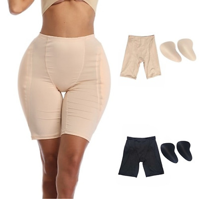 £69.10 • Buy Sexy Silicone Hip Pads With Pants Fake Butt Enhancing Fake Enhancer Buttock Butt