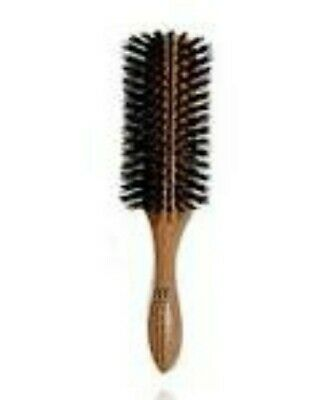 £3.79 • Buy Denman Pro Tip Natural Boar Bristle  For Waves And Fades  9b Hairbrush