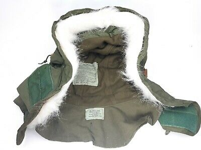 $26.99 • Buy Extreme Cold Weather Hood OD OG-107 W/ Synthetic Fur M-51 Fishtail M-65 Parka B7
