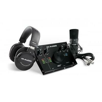 $216.06 • Buy M-Audio AIR 192X4SPRO Air 192 4 Vocal Studio Pro Package *GREAT VALUE*