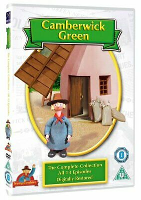 £6.95 • Buy Camberwick Green Complete Collection DVD New Sealed FULL UK Version