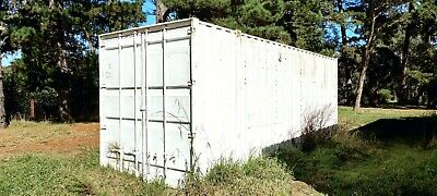 AU3200 • Buy Second Hand 25ft Shipping Container