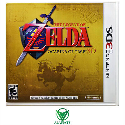 AU29.95 • Buy The Legend Of Zelda Ocarina Of Time 3D 3DS [GV] NTSC Role-Playing