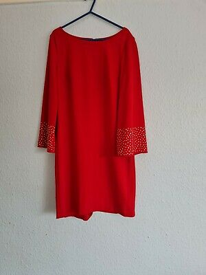 £12.99 • Buy Jessica Howard Red  Dress Red Size 12