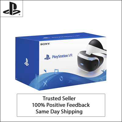 AU306.05 • Buy Sony PlayStation 5 VR PS4/PS5 Virtual Reality Headset Core Bundle PSVR CUH-ZR2