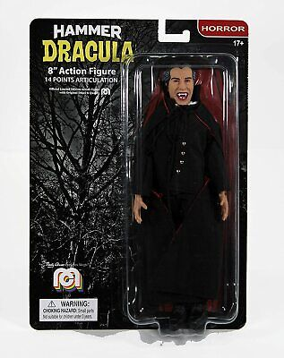 £29.99 • Buy Mego Dracula Hammer Action Figure 8 Inch Christopher Lee NEW