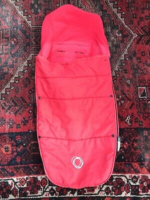 £15 • Buy Bugaboo Red Footmuff Old Style Bee