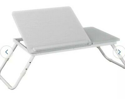 AU32.40 • Buy Argos Home Portable Laptop Tray - White