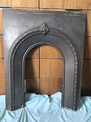 £55 • Buy Victorian Style Cast Iron Fire Surround