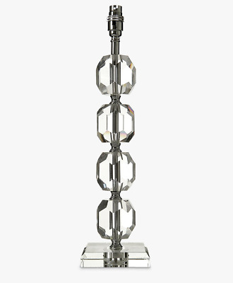 £60 • Buy Stacked Glass Crystal Ball Table Lamp
