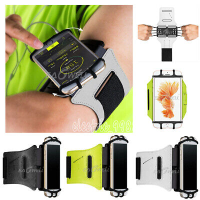 AU26.99 • Buy Running Sports Gym Arm Band Holder Case Bag For IPhone 12 Mini 11 Pro Max X XS 8