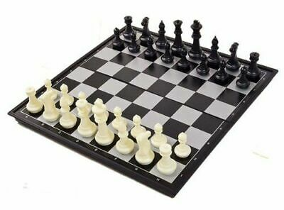 £11.99 • Buy Magnetic Folding Chess Board Portable Set High Quality Games Camping Travel UK