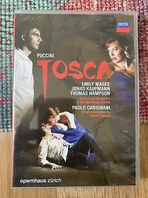 £4.99 • Buy Puccini - Tosca (DVD, 2011)