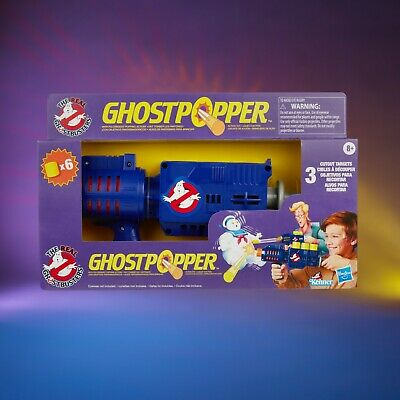 AU79.99 • Buy The Real Ghostbusters Kenner Classics Ghostpopper Retro Blaster With 6 Foam Pops