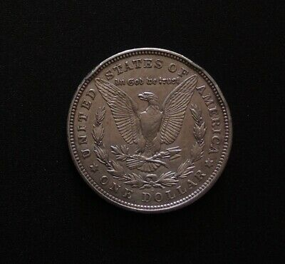 AU47 • Buy 1921 D Morgan Silver Coin  Free Registered Post.
