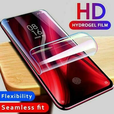 $ CDN2.54 • Buy For SAMSUNG Galaxy S21 S20 S10 S9 Plus Note 10 TPU 3D Film Screen Protector