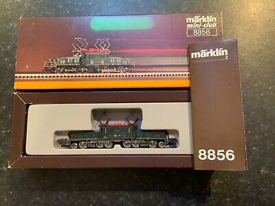AU348.34 • Buy Marklin Spur Z Scale/gauge. SBB Heavy Freight Locomotive (Crocodile).