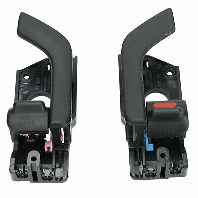 $13.50 • Buy Inside Interior Door Handle Right Left Side Pair Front For Hyundai Tiburon 03-08