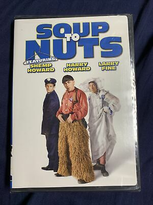 $ CDN8.70 • Buy Soup To Nuts With The Three Stooges Brand New Shemp Harry Howard Larry Fine
