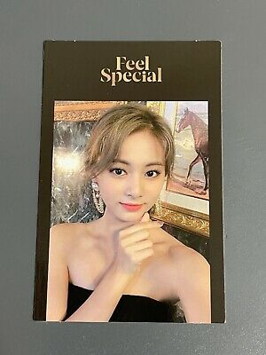 Twice Feel Special Official Tzuyu Photocard. UK Seller! KPOP • 0.95£