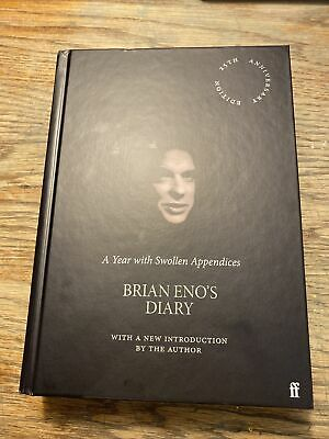 Brian Eno's Diary A Year With Swollen Appendices Hardback Book • 3.80£