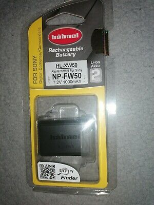 Hähnel HL-XW50 Battery (Replaces Sony NP-FW50) • 19.99£