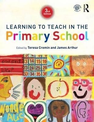 £12 • Buy Learning To Teach In The Primary School (3rd Edition)