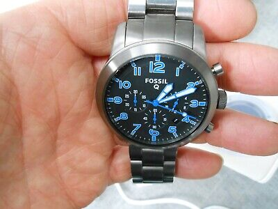 View Details Fossil Q Series Chronograph Watch • 45.00£