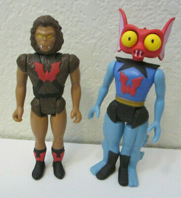 $24.99 • Buy Grizzlor & Mantenna Reaction Super7 3.75  He-Man She-Ra Masters Of The Universe