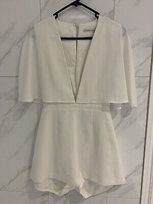 AU10 • Buy Finders Keepers Playsuit Small Size