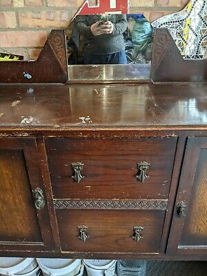 Vintage Cabinet Needs Upcycling • 31£