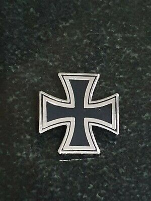 £8 • Buy Ww2 German Military Badge  Luftwaffe Eagle With Iron Cross Modern Repro