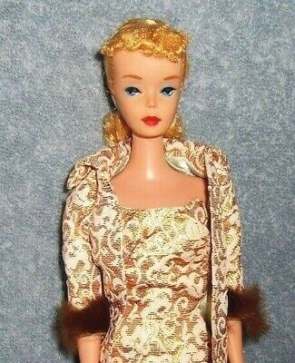 $ CDN532.61 • Buy Gorgeous Vintage #4 Blonde Ponytail Barbie!  BREATHTAKING DOLL!  SALE!