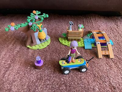 £7.25 • Buy Lego Friends 41363 Mia's Forest Adventure 100% Complete With Skateboard & Ramp