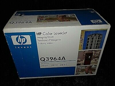 $ CDN172.71 • Buy HP Q3964A Imaging Drum Kit For 2500 2820 2840 SEALED NEW IN BOX