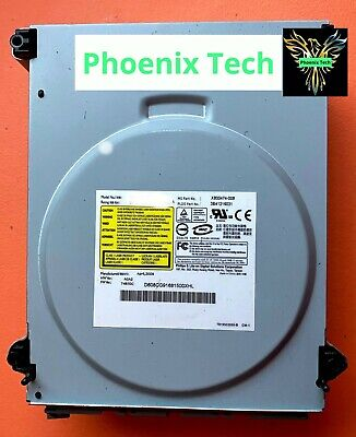 Xbox 360 Disc Drive BenQ Phillips VAD6038 Refurbished Repair Kit PCB REMOVED For • 11.99£
