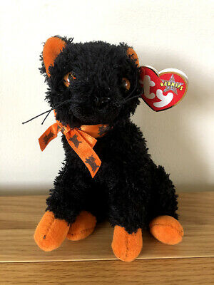 £10 • Buy Ty Fraidy The Halloween Cat Beanie Baby With Tags
