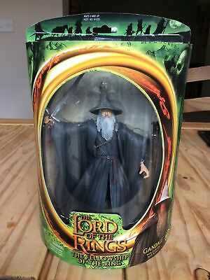 £23 • Buy Lord Of The Rings Gandalf ToyBiz Figure Brand New In Box