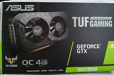 $ CDN449.99 • Buy ASUS TUF GAMING GEFORCE GTX 1650 Super OC Edition *IN HAND* *FAST SHIPPING*