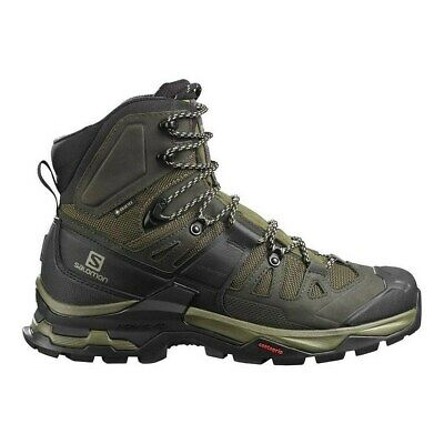 AU394.78 • Buy Shoes Trekking Men Salomon Quest 4D 4 Gtx 412925  Green