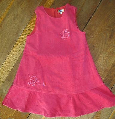 Dress Winter Fuchsia MARESE 5 Years Mint • 17.99£