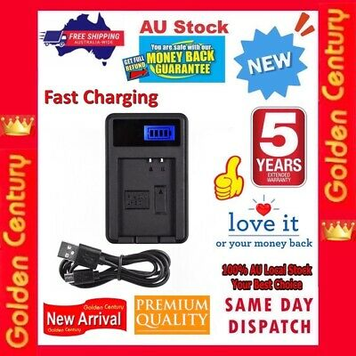 AU18.95 • Buy Battery Charger For NP-F770 Sony NP F970 F960 F550 F570 QM91D CCD-RV100 TRU47E