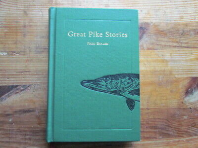 £75 • Buy Great Pike Stories ,  Fred Buller  . .    Pike Fishing , .....