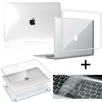 £9.99 • Buy Clear Case Cover+UK Keyboard Skin For Apple MacBook Air Pro Retina 13'' 15'/2020