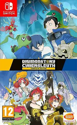 £22.99 • Buy Digimon Story: Cyber Sleuth Complete Edition (Switch) New & Sealed UK PAL