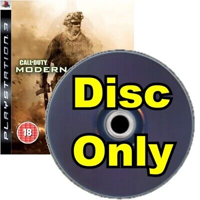 Call Of Duty: Modern Warfare 2 (PS3) - *DISC ONLY* • 1.24£