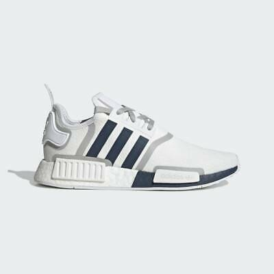 $ CDN169.39 • Buy Adidas Men's Originals NMD R1 Shoes NEW AUTHENTIC White/Navy/Grey G55576