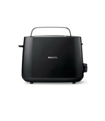 £65.90 • Buy Philips HD2581 / 90 Daily Collection Toaster Black NEW