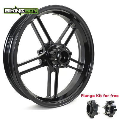 $279.90 • Buy 17 X3.5  Front Wheel W/ Flange For Suzuki GSXR750 96-99 GSXR600 97-00 TL1000R/S
